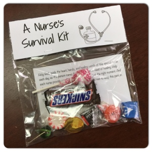 Nurse's Survival Kit