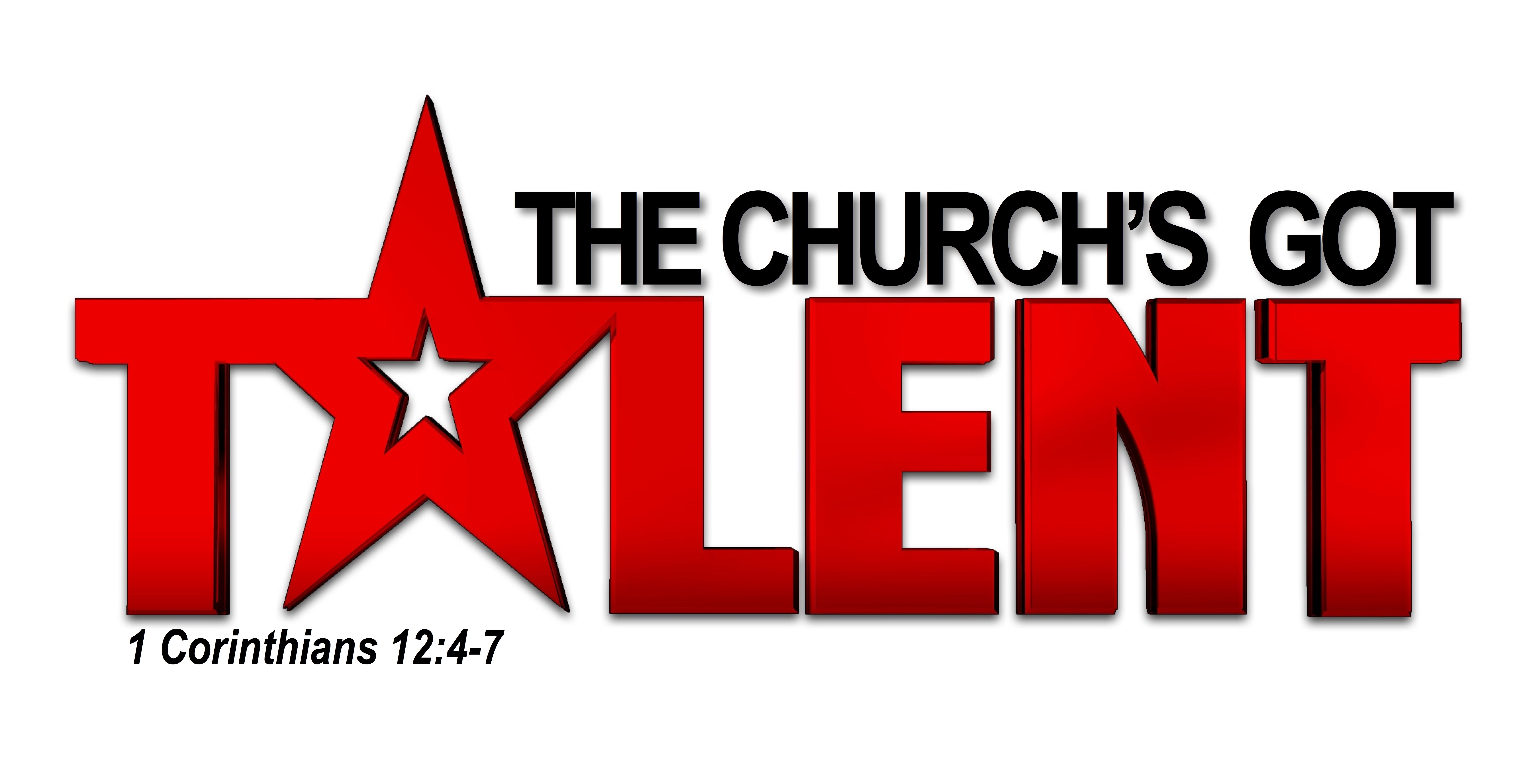 the church s got talent little people big word